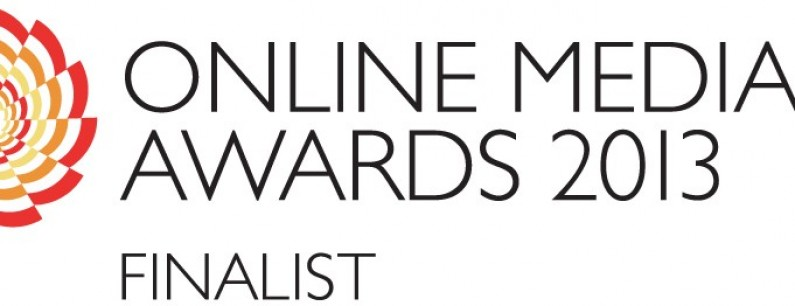 Cassone is a finalist in Online Media Awards 2013