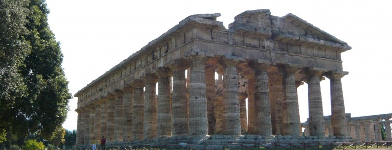 Piranesi drawings of Paestum head for Berlin