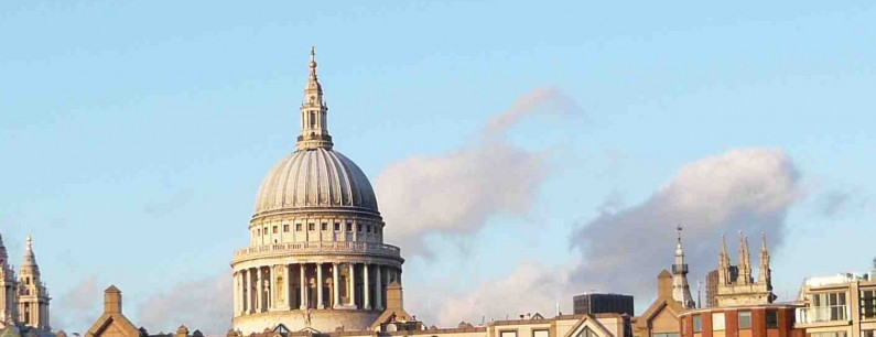 St Paul's: the 300 year-old church with 1400 years of history