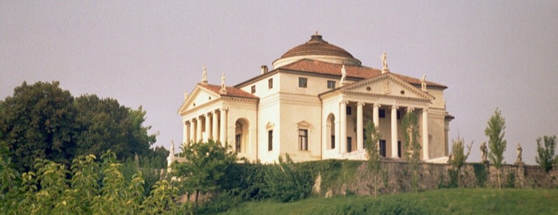 Palladio's architecture, still inspiring buildings today