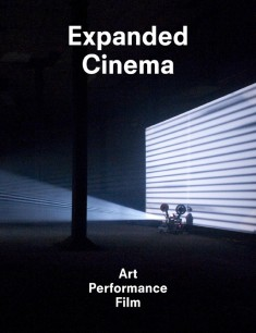 cover of expanded cinema  art