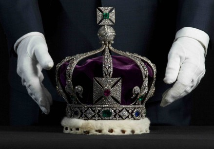 The Crown Jewels at the Tower of London :: April 2012 :: Cassone