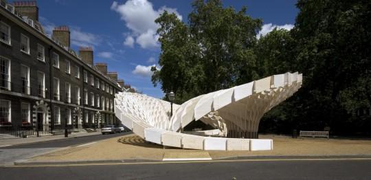 Delicieux Swoosh Pavilion 2008 Concept: Valeria Garcia; Scheme Design With Katarina  Scoufaridou And Joy Sriyuksiri. The Architectural Association ...